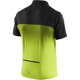 Löffler Flow 3.0 Half-Zip Bike Shirt Men light green